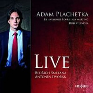 Adam Plachetka Live - CD