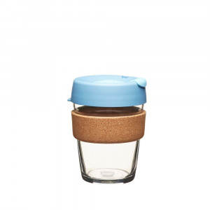 KeepCup Brew LE Cork Rock Salt M
